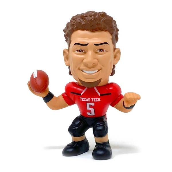 Party Animal Texas Tech Red Raiders Patrick Mahomes Big Shot Figurine product image