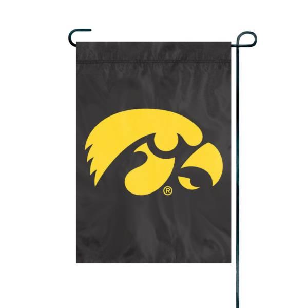 Party Animal Iowa Hawkeyes Garden Flag product image