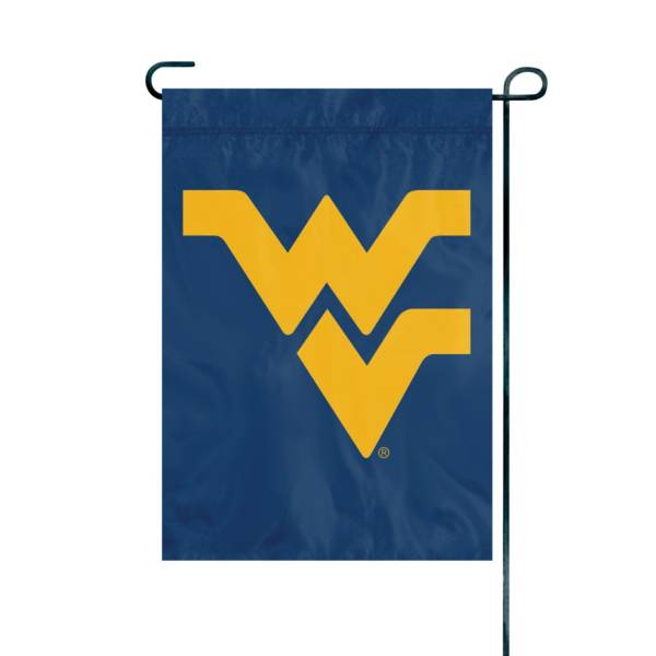 Party Animal West Virginia Mountaineers Garden Flag product image
