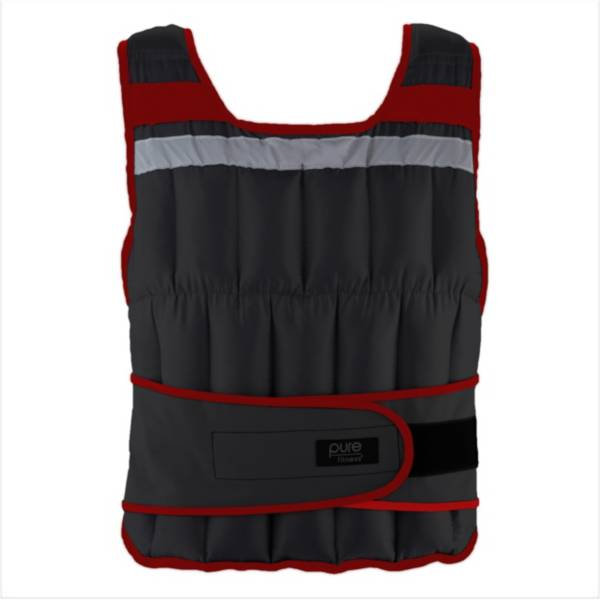 Pure Fitness 40lb. Adjustable Weighted Vest product image
