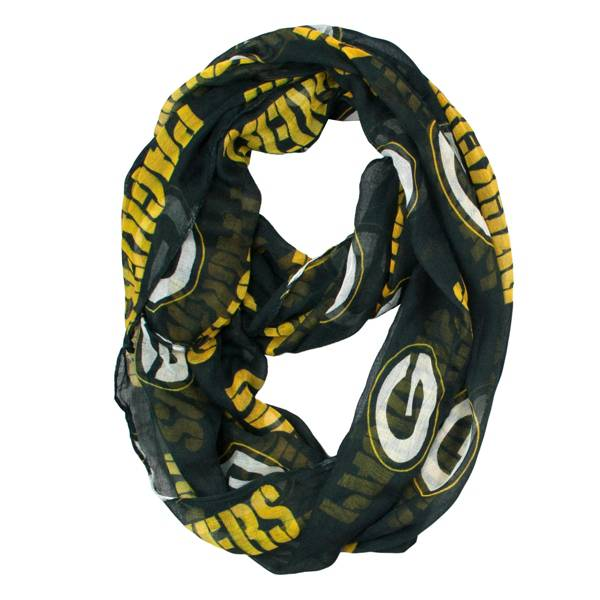 Little Earth Green Bay Packers Infinity Scarf product image