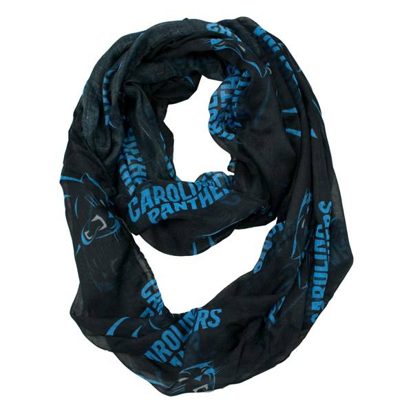 Little Earth Carolina Panthers Infinity Scarf product image
