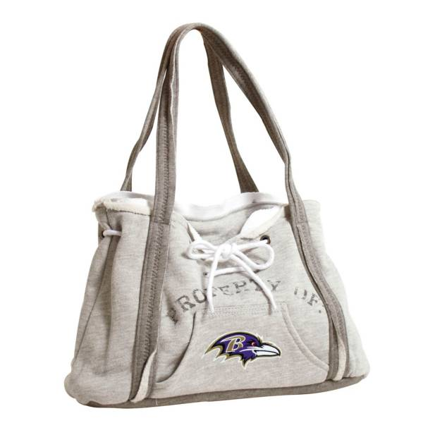 Little Earth Baltimore Ravens Hoodie Purse product image