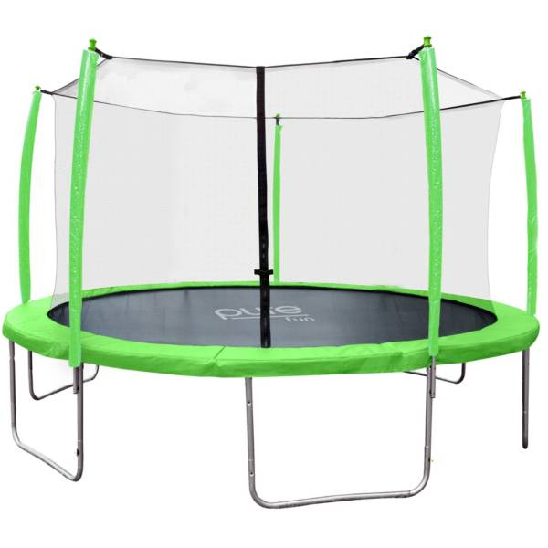Pure Fun Supa-Bounce 12' Trampoline with Enclosure product image