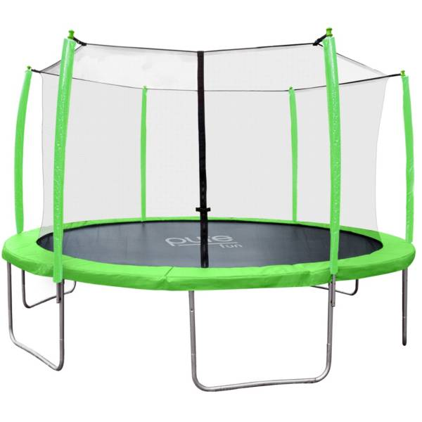 Pure Fun Supa-Bounce 15' Trampoline with Enclosure product image