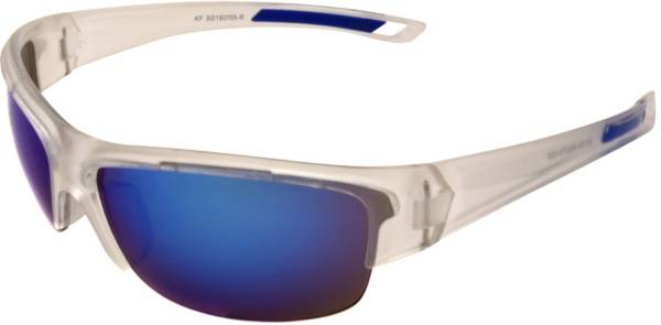 PGA Tour Wrap Blade Clear Sunglasses product image