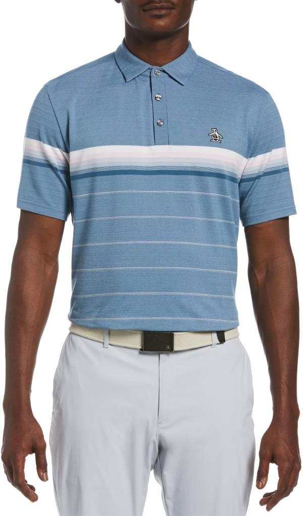 Penguin Men's Energy Stripe Golf Polo product image