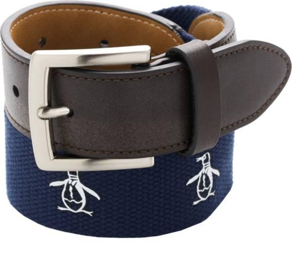 Original Penguin Men's Printed Web Golf Belt product image