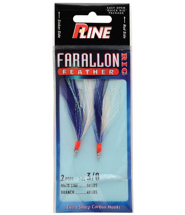 P-Line Farallon Feather Jig product image