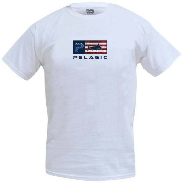 Pelagic Men's Deluxe Americamo Short Sleeve T-Shirt product image