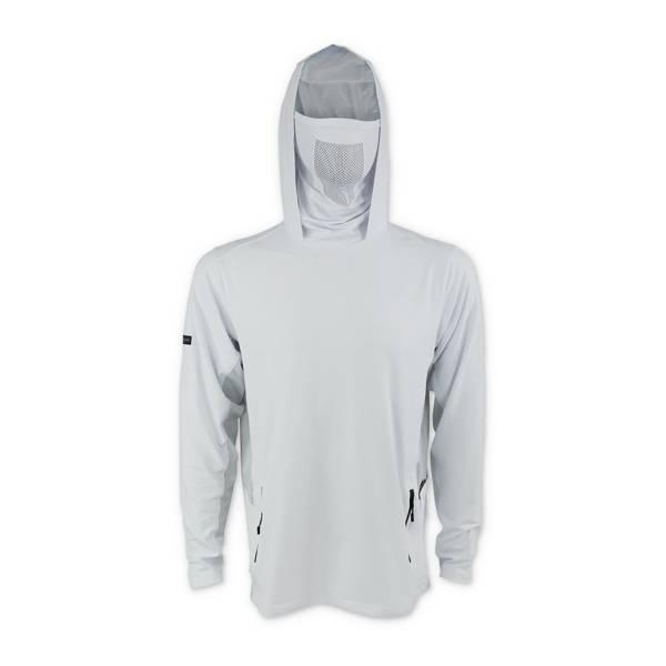 Pelagic Men's Exo-Tech Hooded Long Sleeve Fishing Shirt product image