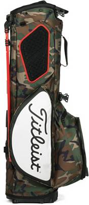 Titleist 2020 Players 4 Plus Special Edition Woodland Camo Stand Bag product image