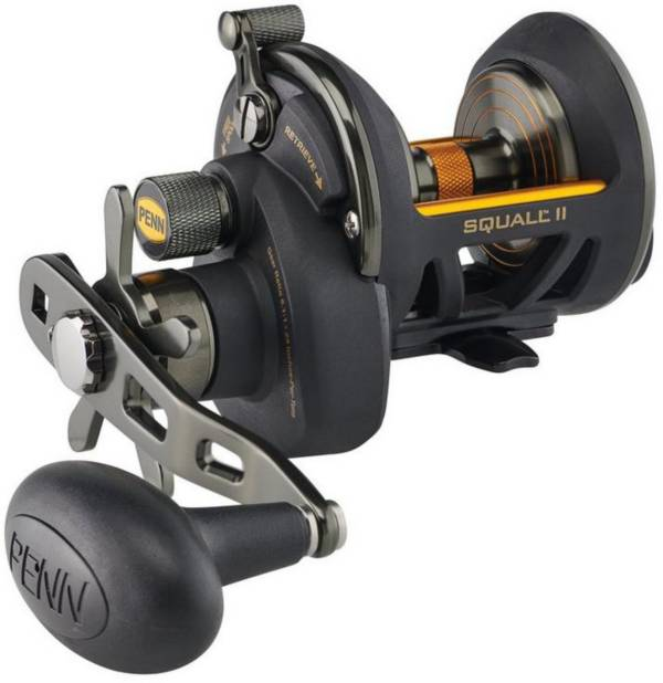 PENN Squall II Drag Conventional Reel product image