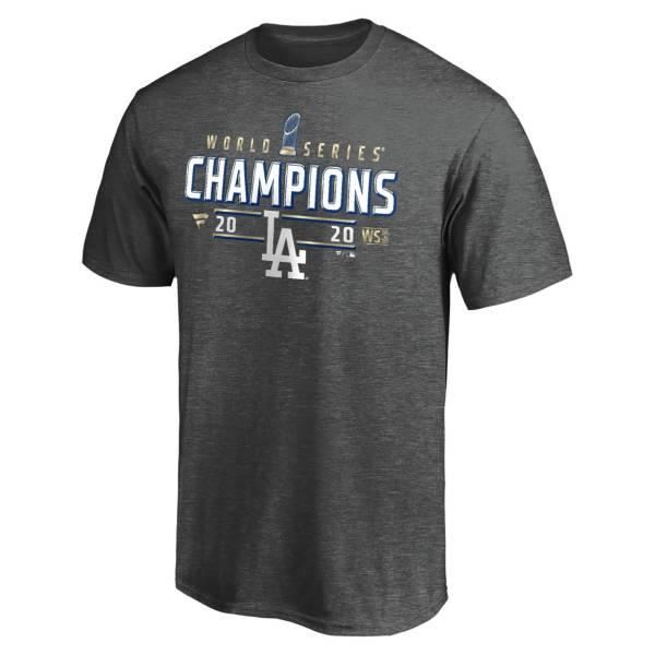 MLB Men's 2020 World Series Champions Locker Room Los Angeles Dodgers T-Shirt product image