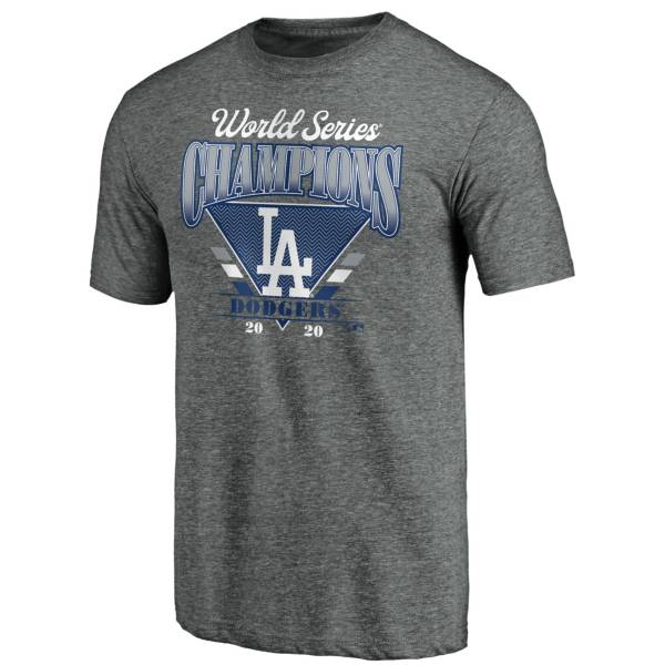 MLB Men's 2020 World Series Champions Los Angeles Dodgers Complete Game T-Shirt product image