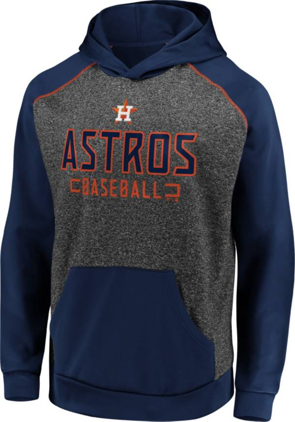 Fanatics Men's Houston Astros Navy Chiller Pullover Hoodie product image