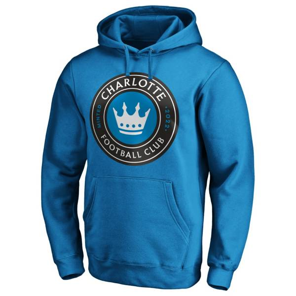 Fanatics Men's Charlotte FC Official Pullover Hoodie product image