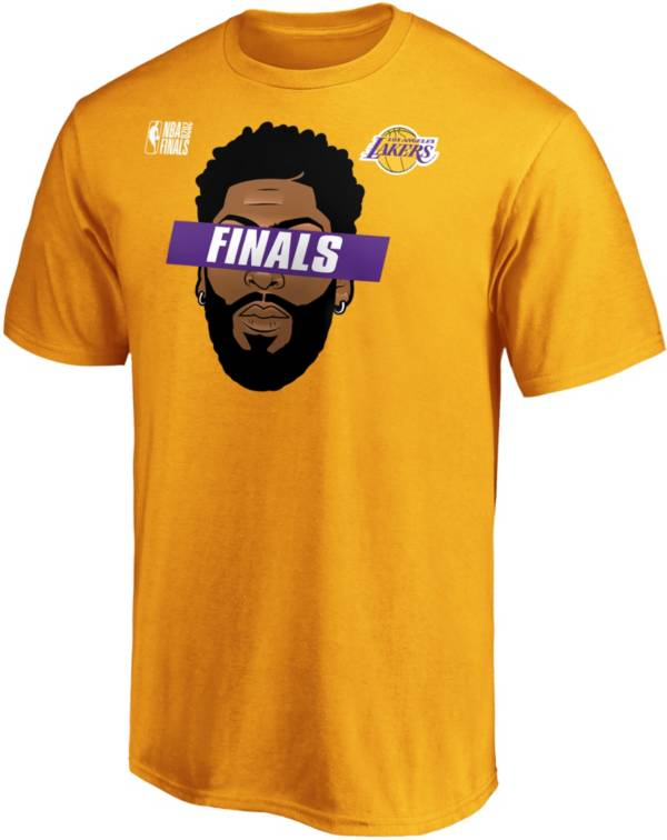 NBA Men's 2020 NBA Finals Los Angeles Lakers Anthony Davis Know the Game T-Shirt product image