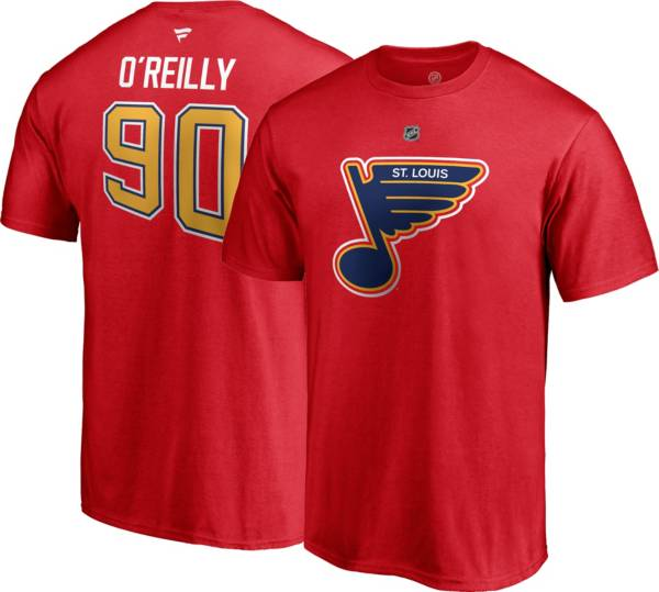 NHL Men's St. Louis Blues Ryan O'Reilly #90 Special Edition Red T-Shirt product image