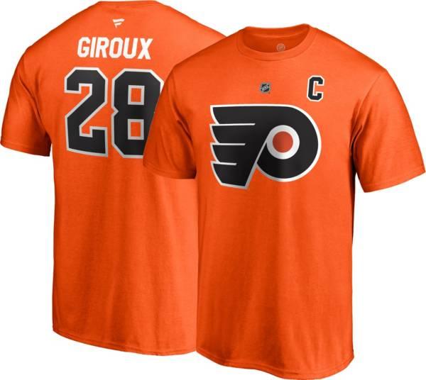 NHL Men's Philadelphia Flyers Claude Giroux #28 Special Edition Orange T-Shirt product image