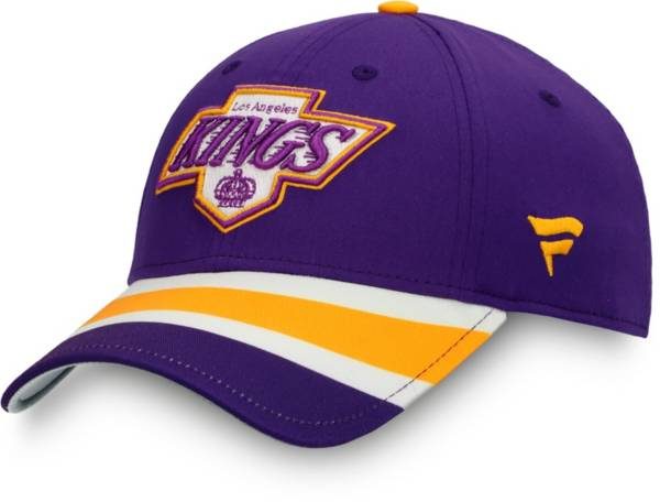 NHL Men's Los Angeles Kings Special Edition Purple Adjustable Hat product image