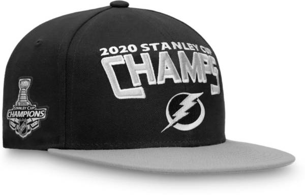 NHL Men's 2020 Stanley Cup Champions Tampa Bay Lightning Snapback Hat product image