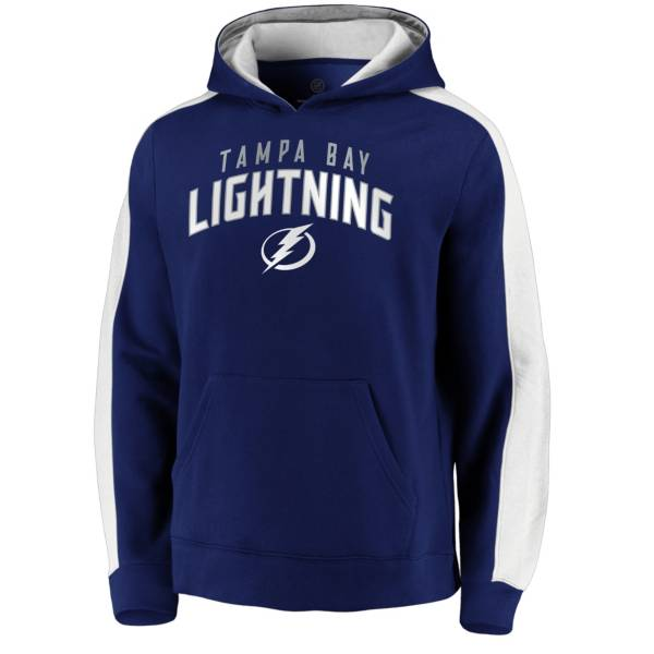 NHL Men's Tampa Bay Lightning Gameday Arch Blue Pullover Sweatshirt product image