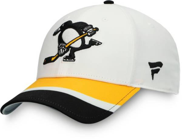 NHL Men's Pittsburgh Penguins Special Edition White Adjustable Hat product image