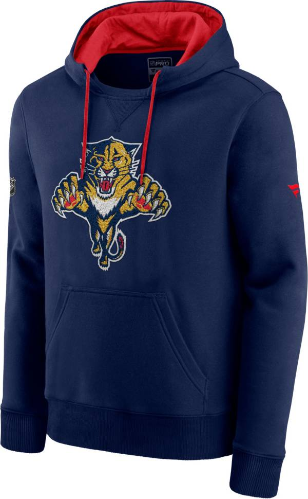 NHL Men's Florida Panthers Special Edition Logo Navy Pullover Hoodie product image