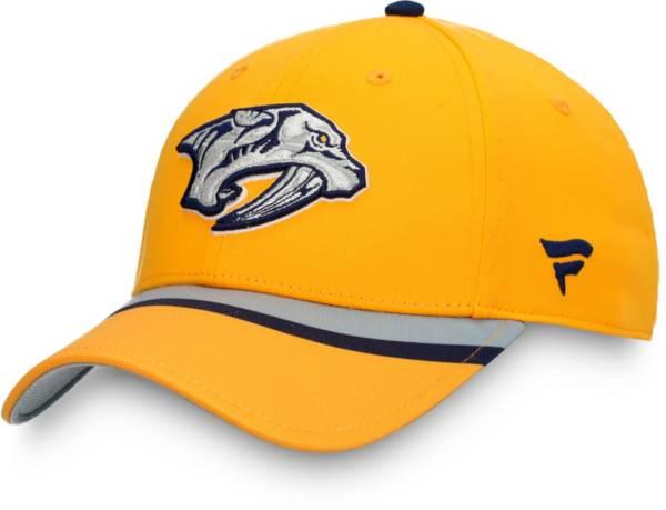 NHL Men's Nashville Predators Special Edition Gold Adjustable Hat product image