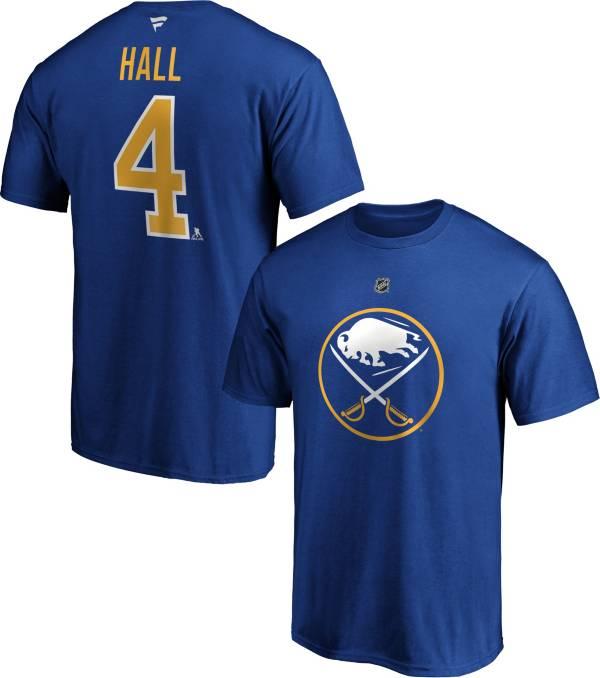 Fanatics Men's Buffalo Sabres Taylor Hall #4 T-Shirt product image