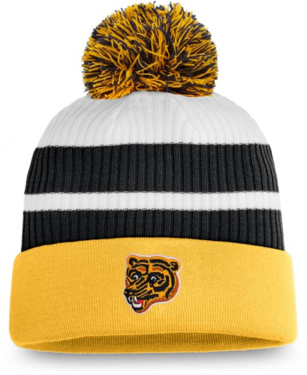 NHL Men's Boston Bruins Gold Special Edition Knit Pom Beanie product image