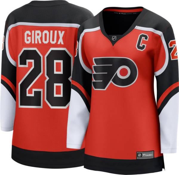NHL Women's Philadelphia Flyers Claude Giroux #28 Special Edition Orange Replica Jersey product image