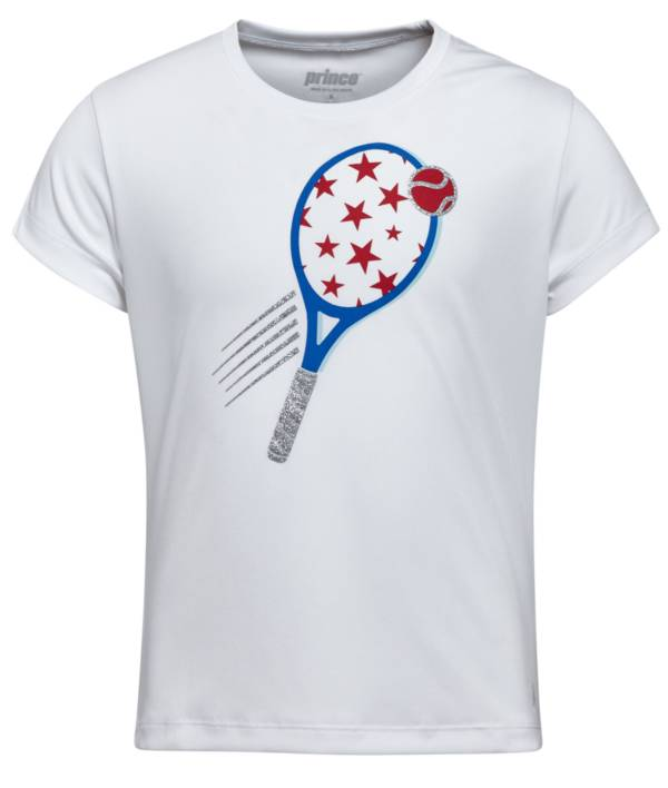 Prince Girls' Graphic Short Sleeve T-Shirt product image