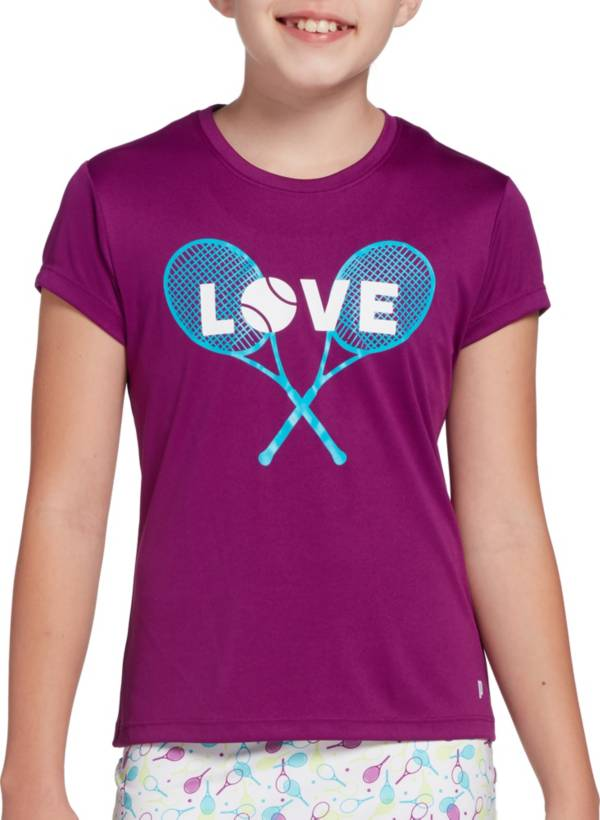 DSG Girls' Graphic Tennis T-Shirt product image