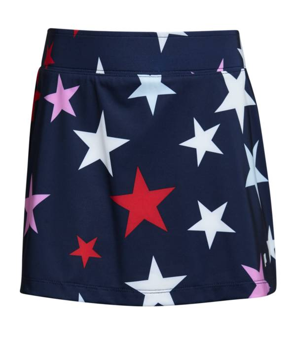 Prince Youth Girls' Performance USA Star Tennis Skort product image