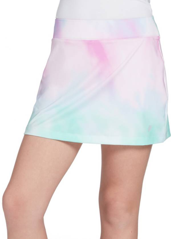 Prince Girls' Watercolor Print Tennis Skort product image