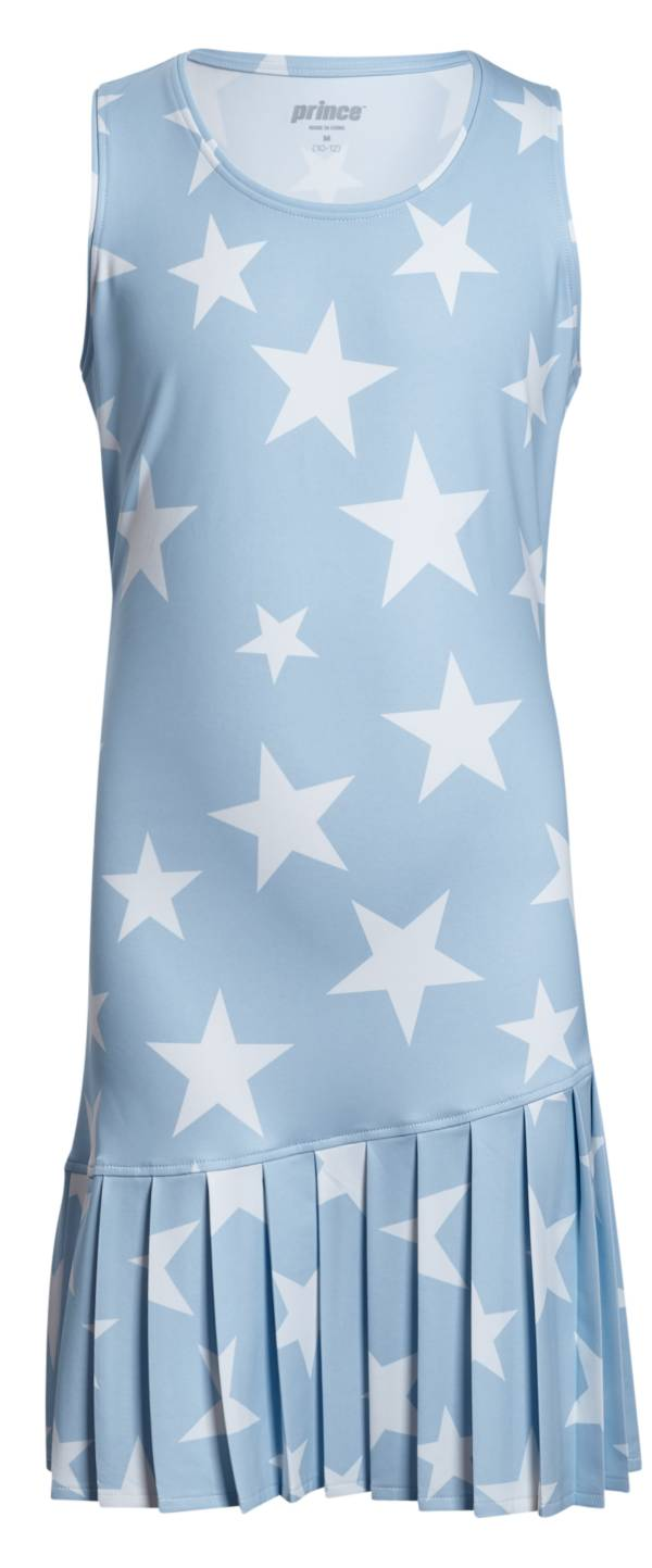 Prince Girls' USA Star Print Dress product image