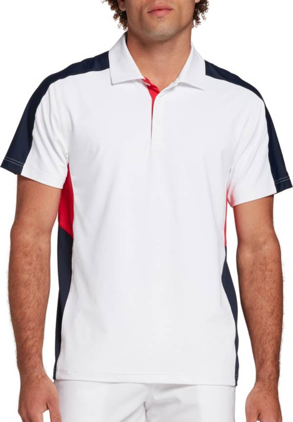 Prince Men's Color Block Polo product image