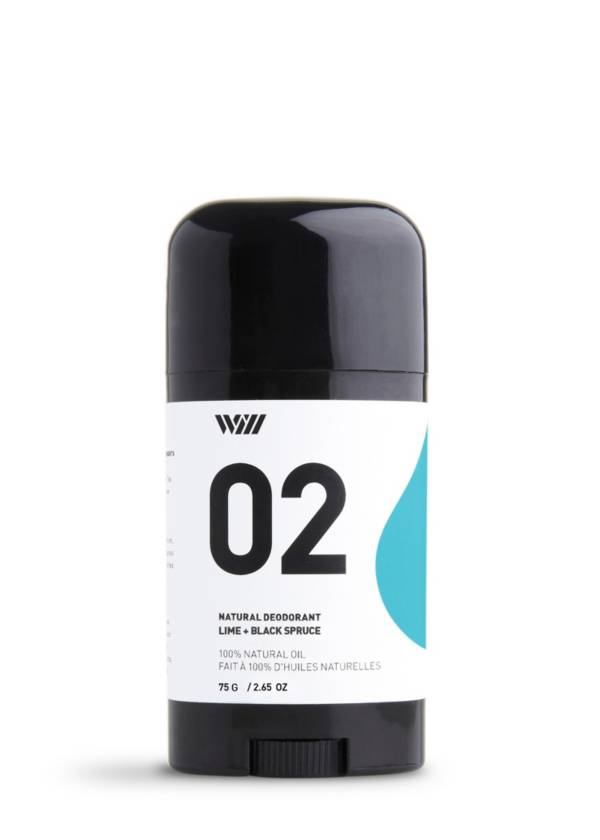 Way of Will Women's Natural Lime + Spruce Deodorant product image