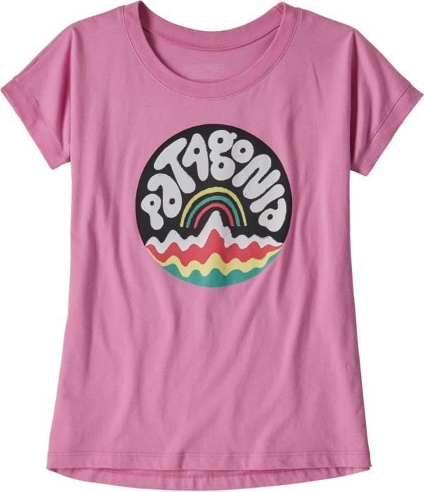 Patagonia Girls' Graphic Organic Short Sleeve T-Shirt product image