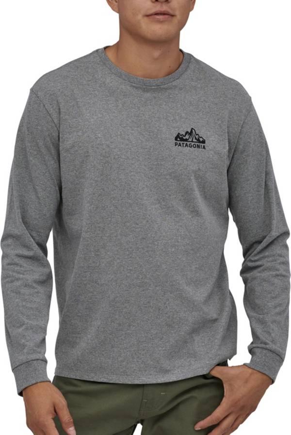 Patagonia Men's Fitz Roy Scope Responsibili-Tee Long Sleeve T-Shirt product image