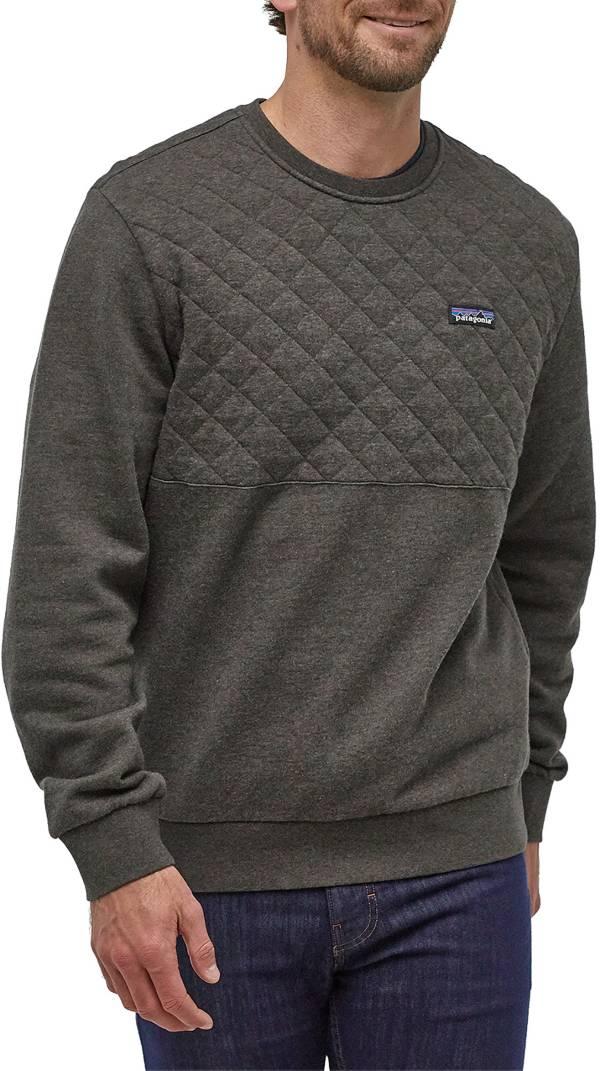 Patagonia Men's Organic Cotton Quilt Crewneck Sweatshirt product image
