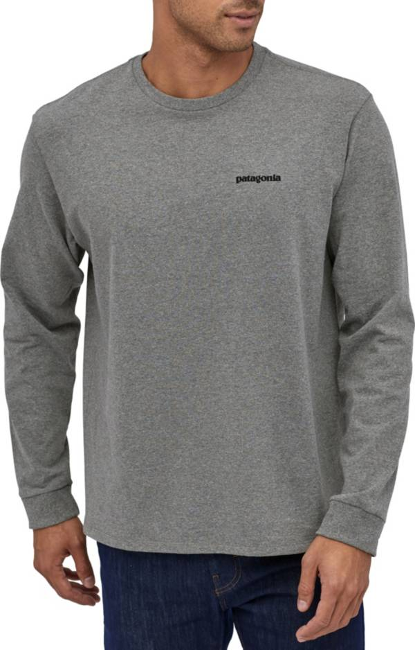 Patagonia Men's Fitz Roy Trout Responsibili-Tee Long Sleeve T-Shirt product image