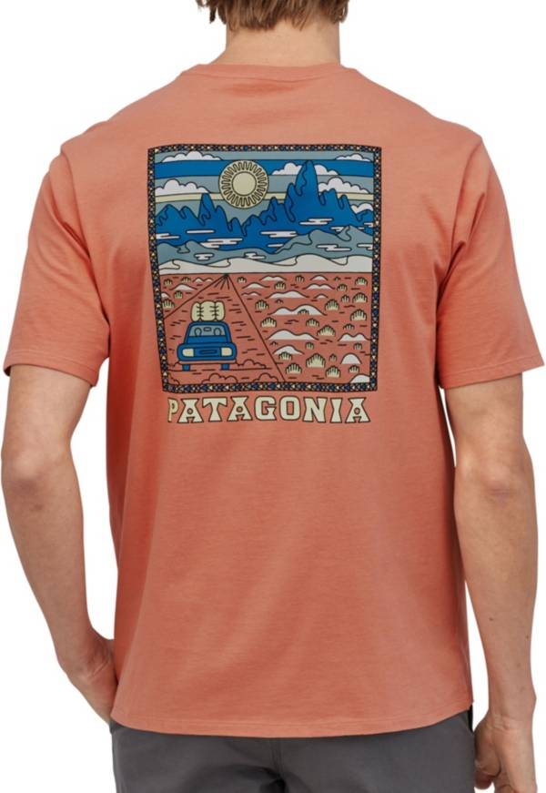 Patagonia Men's Summit Road Organic Cotton T-Shirt product image