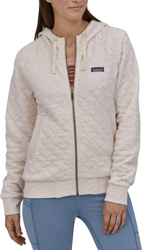 Patagonia Women's Organic Cotton Quilt Hoodie product image