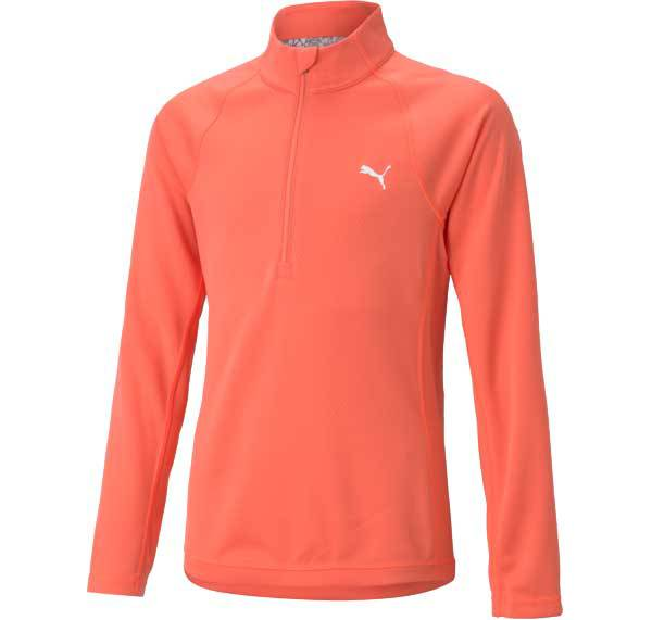 PUMA Girls' 1/4 Zip Pullover product image