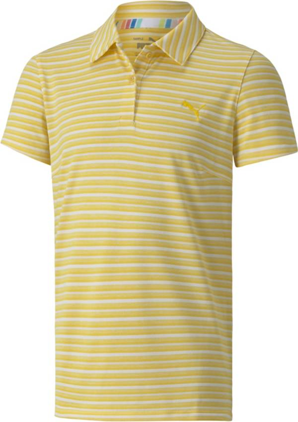 PUMA Girls' Links Golf Polo product image