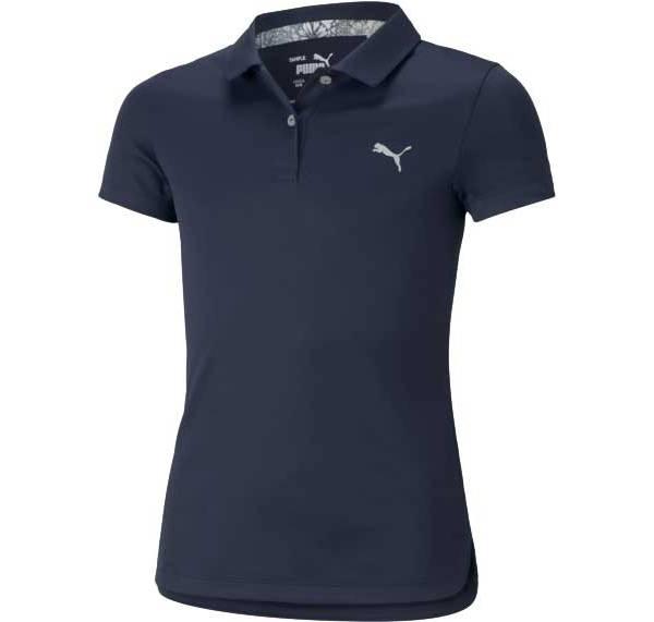 PUMA Girls' Essential Golf Polo product image