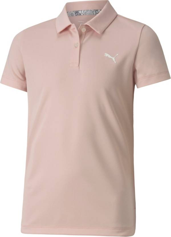PUMA Girls' Essential Golf Polo product image